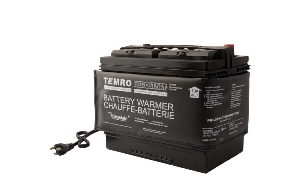 Cold Weather And Car Batteries