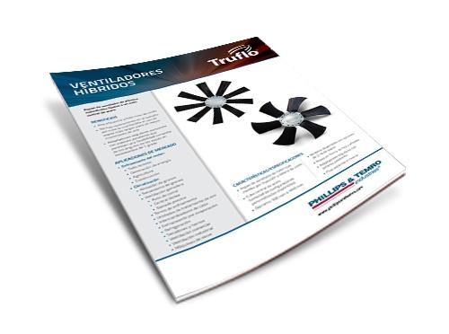 Spanish Truflo Hybrid Fan